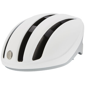 Brooks Harrier Helmet white/lime